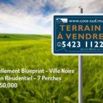 Terrain 7p - Morc Blueprint - Ville Noire